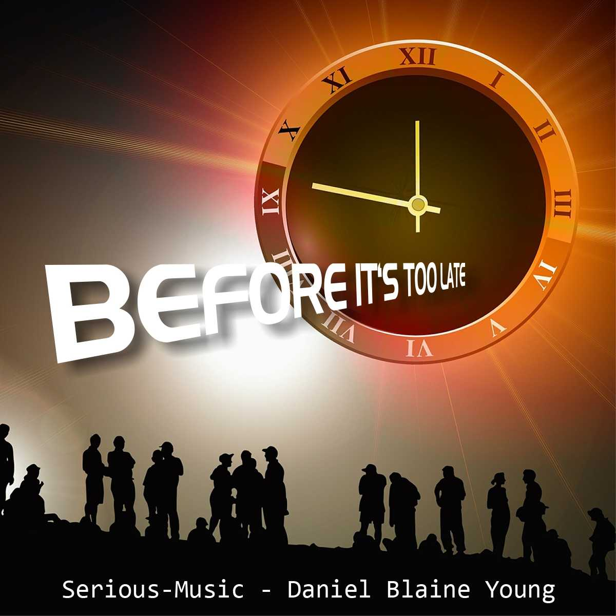 Before It Is Too Late feat. Danlb Young - Album CHASING AFTER DREAMS