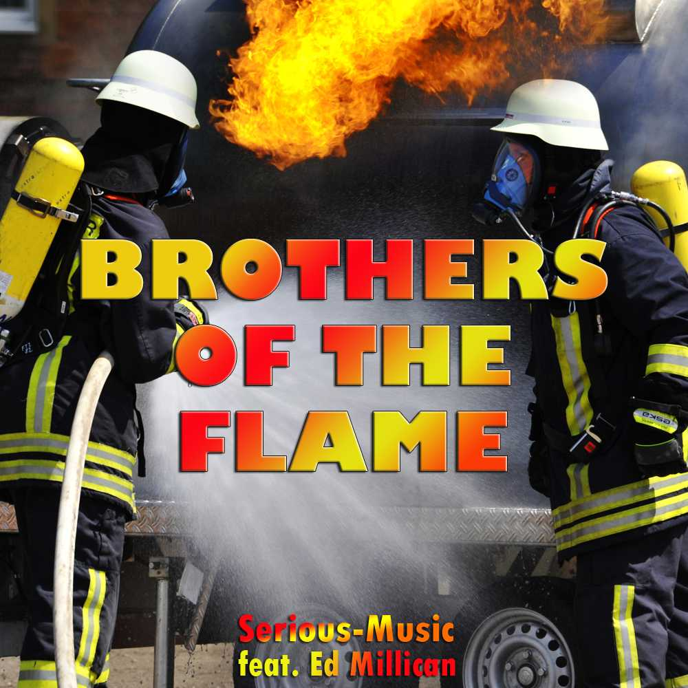 Brothers Of The Flame feat. Ed Millican - Album FALLEN