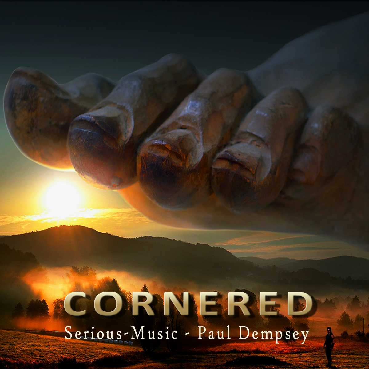 Cornered feat. Paul Dempsey - Album TRUTH