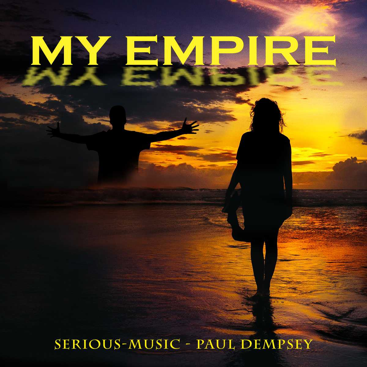 My Empire feat. Paul Dempsey - SINGLE