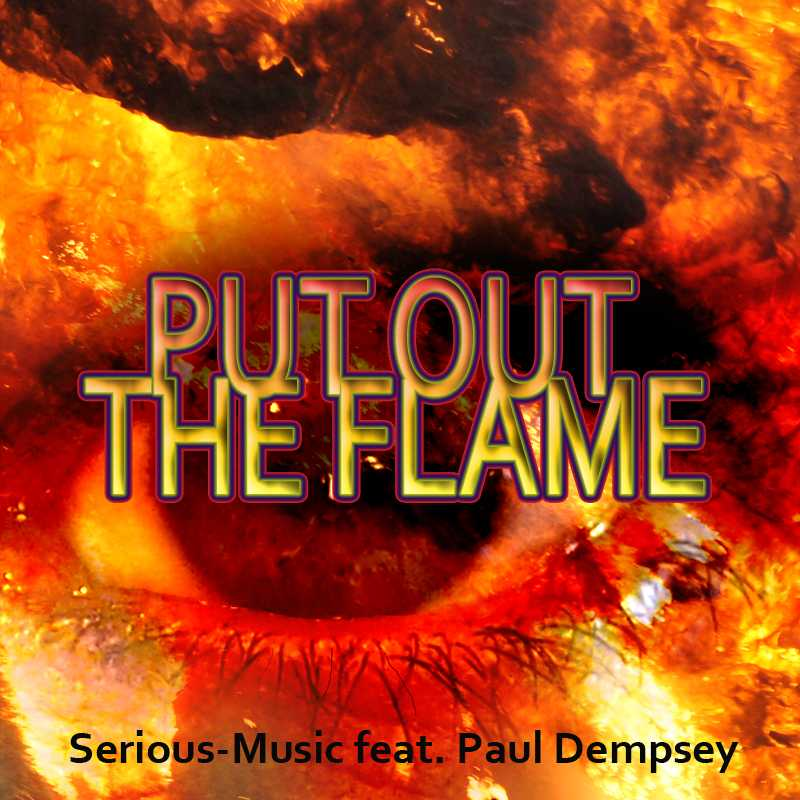 Put Out The Flame feat. Paul Dempsey - Album FRACTURED YEARS