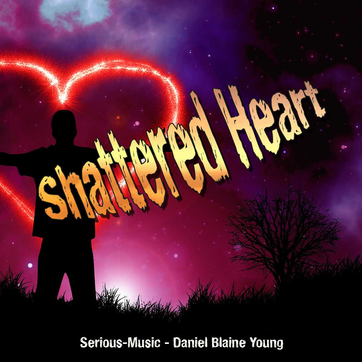 Shattered Heart feat. Danlb Young - Album COMFORT ZONE