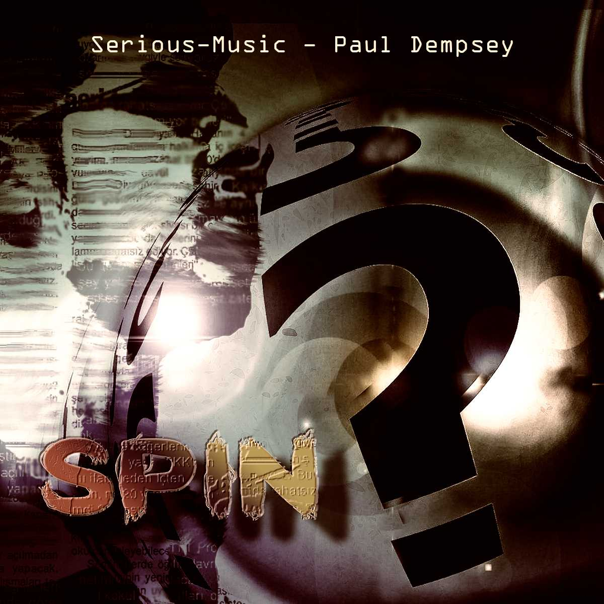 Spin feat. Paul Dempsey - Album ECHOES OF YESTERDAY