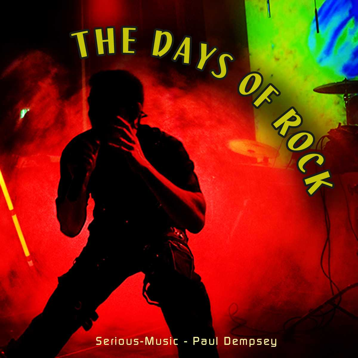 The Days Of Rock feat. Paul Dempsey - Album TRUTH