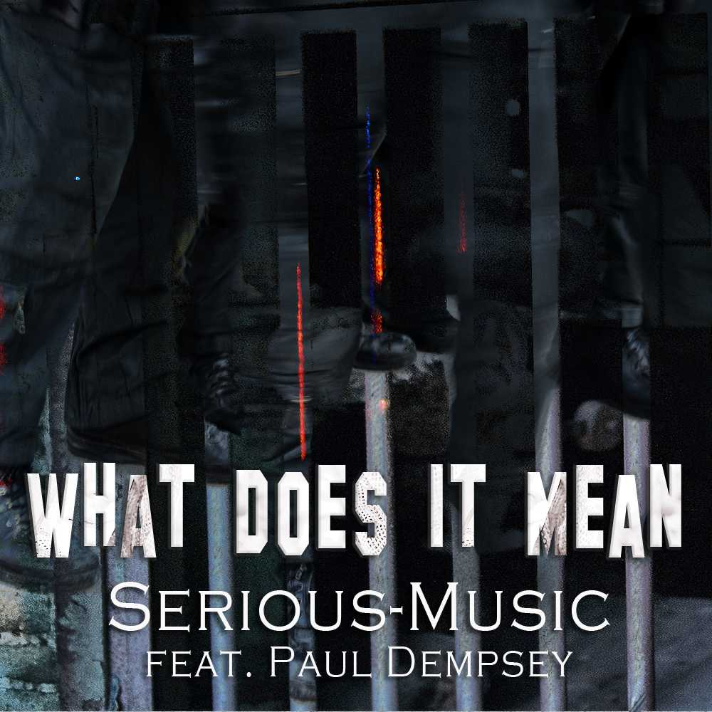 What Does It Mean feat. Paul Dempsey - Album PROPER PERSPECTIVE