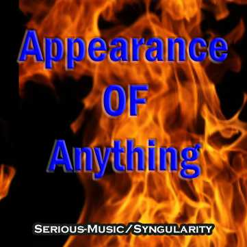 Appearance Of Anything feat. Syngularity - Album ANTAGONISM