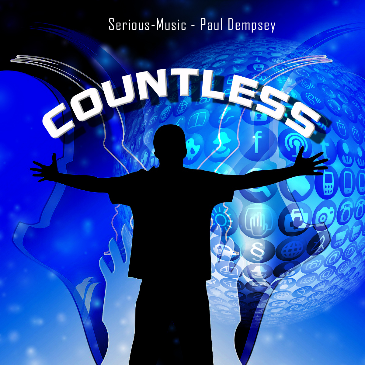 Countless feat. Paul Dempsey - SINGLE
