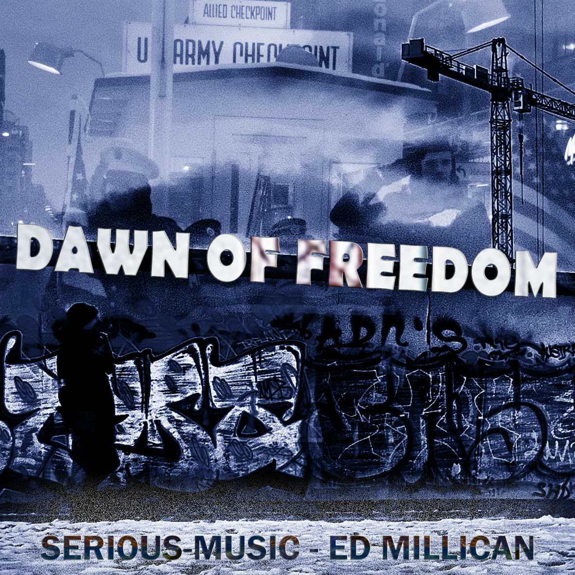 Dawn Of Freedom feat. Ed Millican - Album FALLEN