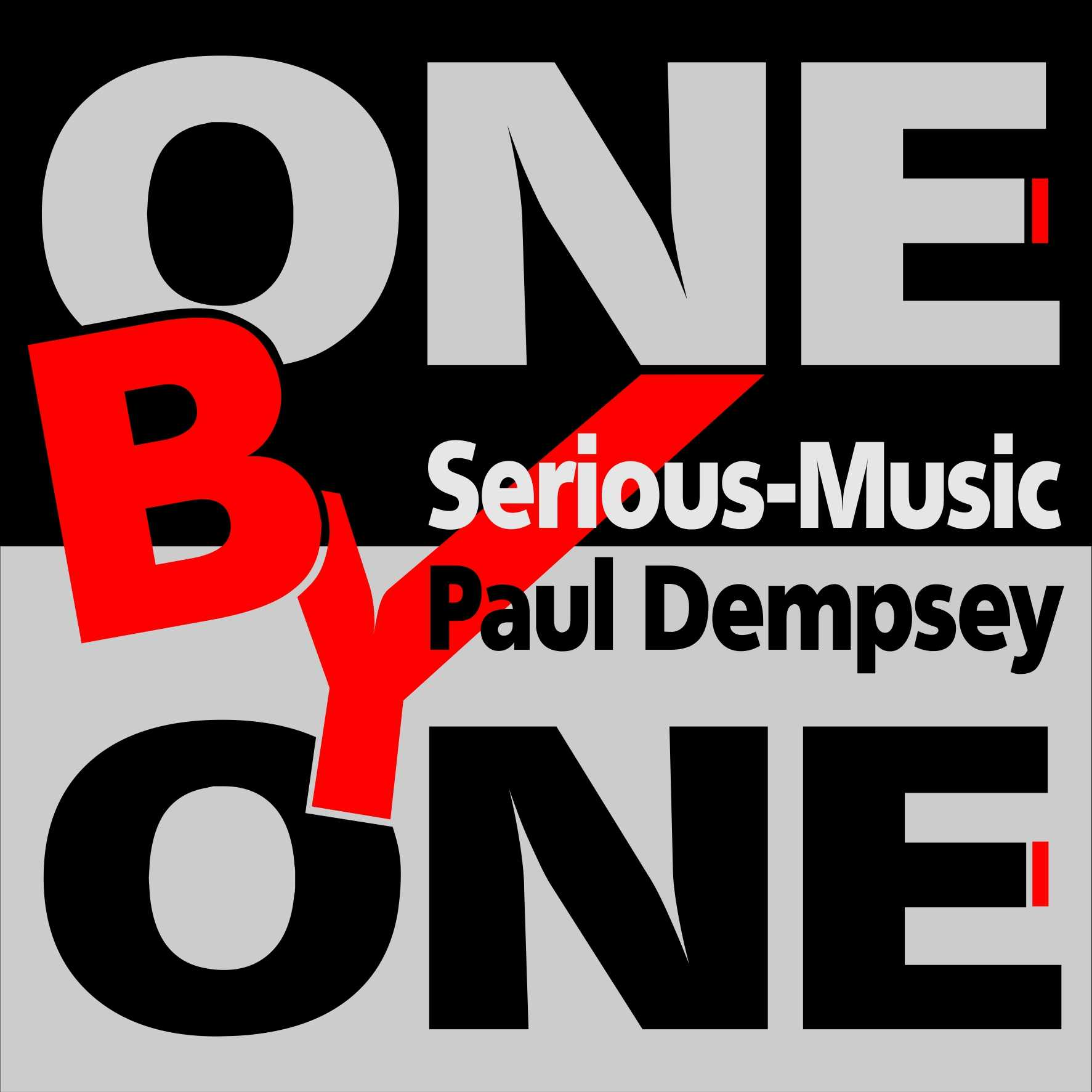 One By One feat. Paul Dempsey - Album PROPER PERSPECTIVE