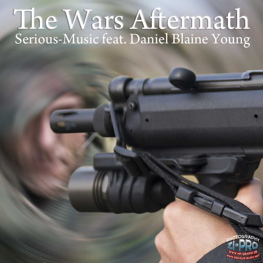 The Wars Aftermath feat. Danlb Young - Album WAR IS NOT THE ANSWER